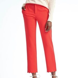 Banana Republic Avery ankle length pants